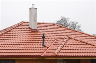 Tile roof in Copper Canyon TX