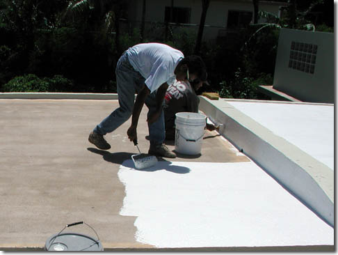 Roof Coating Dallas Tx
